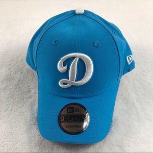 Los Angeles LA Dodges 9FORTY Adjustable Hat OS